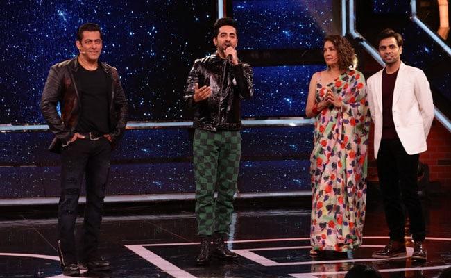 Bigg Boss 13 Written Update February 10, 2020: Salman Khan Welcomes Shubh Mangal Zyada Saavdhan Stars Ayushmann Khurrana, Jitendre Kumar And Neena Gupta