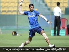 भुवनेश्वर कुमार-इशांत शर्मा चोटिल, नवदीप सैनी को मिलेगा ऑस्ट्रेलिया के खिलाफ टेस्ट में डेब्यू करने का मौका, जानें संभावित टीम