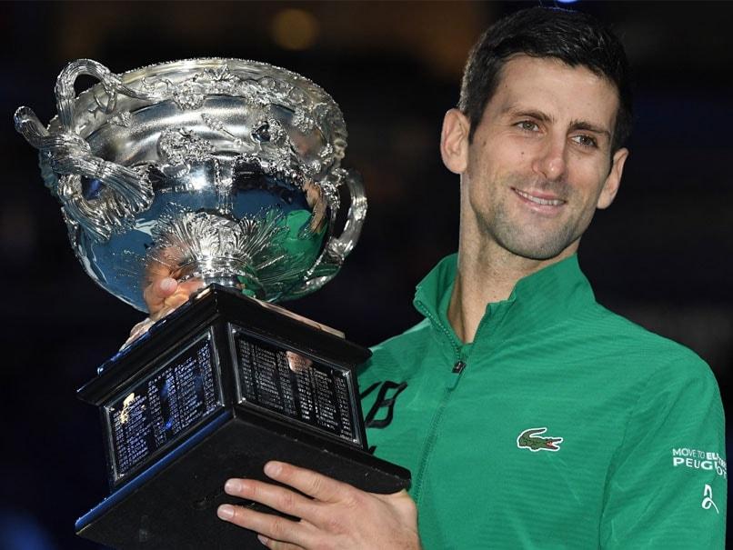 Australian Open: Novak Djokovic Beats Dominic Thiem To Clinch 8th Title