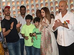 Mahashivratri 2020: Inside Hrithik Roshan's Festivities With Sussanne Khan And Family