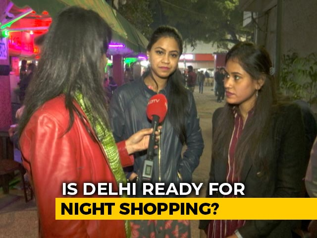 Video : People Of Delhi React To 24x7 Market Poll Promise By AAP