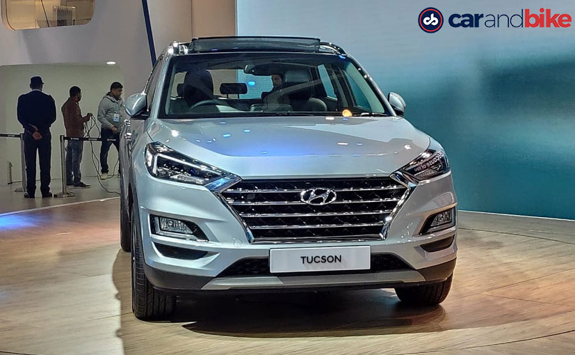 2020 Hyundai Tucson facelift will come in two trim levels - GL and GLS.