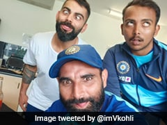 "IND vs NZ: Virat Kohli's Latest Tweet Provides Fans With ""Next Meme Material"""