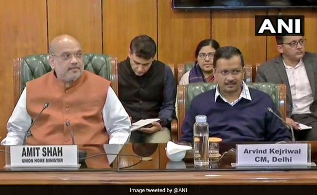 As Delhi Death Toll Climbs, Amit Shah's Efforts To Control Violence