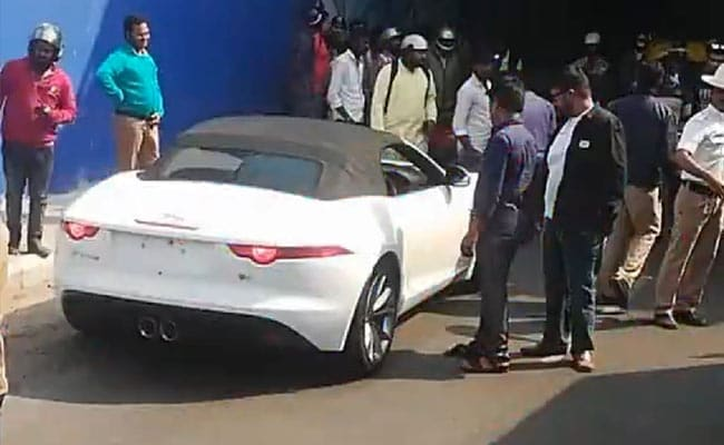 Bengaluru Congress MLA's Son, Out On Bail, Denies Role In Bentley Crash