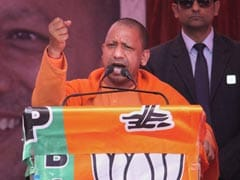 This Generation Privileged To See Ram Temple Construction: Yogi Adityanath