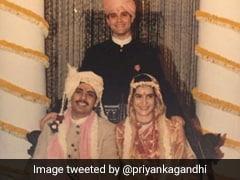 """""""৬ + ২৩ বছর"""": নিজের বিবাহ বার্ষিকীতে আবেগময় পোস্ট করলেন প্রিয়াঙ্কা গান্ধি"""