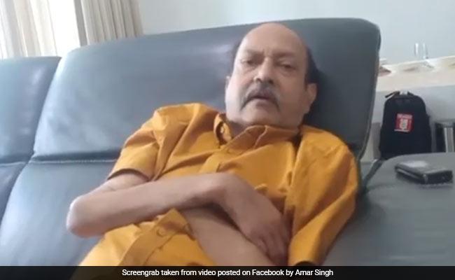'Energetic Public Figure': PM Modi Tweets After Amar Singh's Death