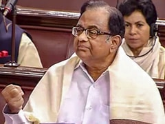 "Economy Being Attended By ""Very Incompetent Doctors"", Says P Chidambaram"