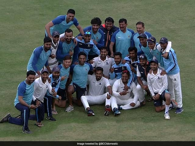 Ranji Trophy: Saurashtra, Bengal and Karnataka Join Gujarat In Semi-Finals