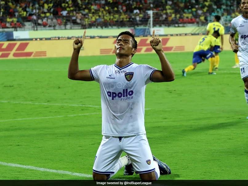 ISL: Chennaiyin FC Beat Kerala Blasters In 9-Goal Thriller