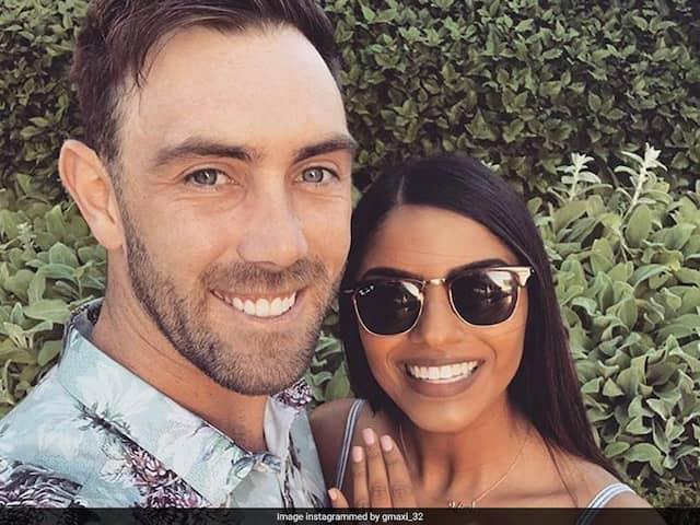 Glenn Maxwell Announces Engagement To Indian-Origin Girlfriend