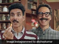 अक्षय कुमार अब ट्रिपल रोल में आएंगे नजर! फोटो शेयर कर बोले- बाप रे बाप...