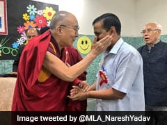Dalai Lama Congratulates Arvind Kejriwal, Lauds Curriculum For Children