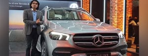 Mercedes-Benz GLE Launch And Prices