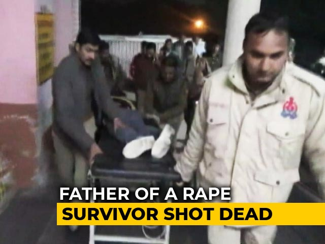 Video: UP Rape Survivor's Father Killed By Accused, Cops Ignored Threat: Family