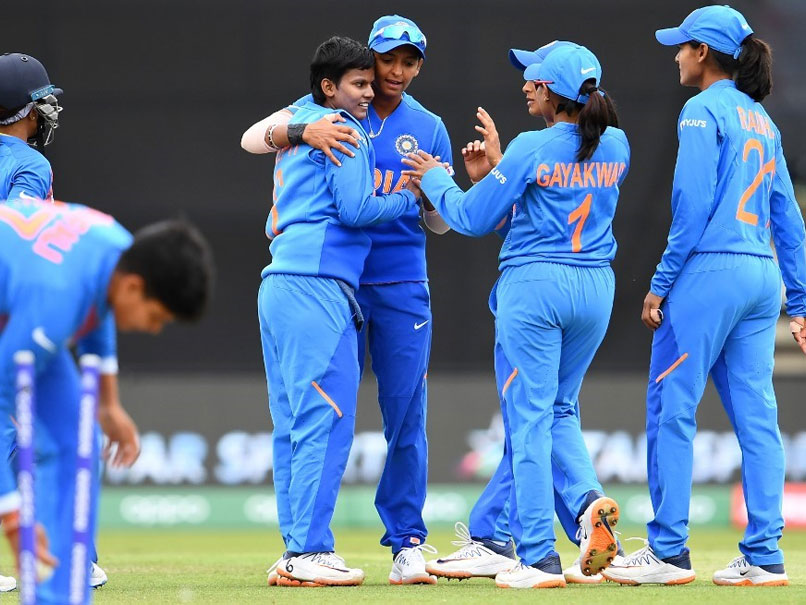 Womens T20 World Cup: Shafali Verma, Bowlers Star As India Beat New Zealand To Book Semi-Finals Spot