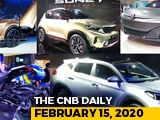 Video : Top 5 from Auto Expo 2020- Pavilions, Two Wheelers And Concepts