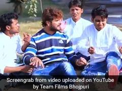 Bhojpuri Holi Song 2020: खेसारी लाल यादव के 'हैलो कौन' जीजाजी का धमाल, पवन सिंह-निरहुआ ने भी उड़ाया गरदा