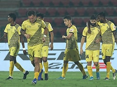 ISL: Hyderabad Run Riot In Guwahati, End Season In Style