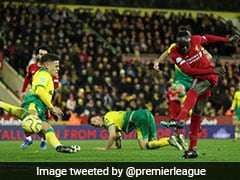 Liverpool Edge Past Norwich, Open Up 25-Point Premier League Lead
