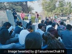 Assam University Shut As Students Protest Against Leader's Rustication