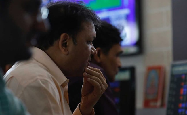 Sensex, Nifty Erase Gains Led By Losses In Reliance Industries, Infosys