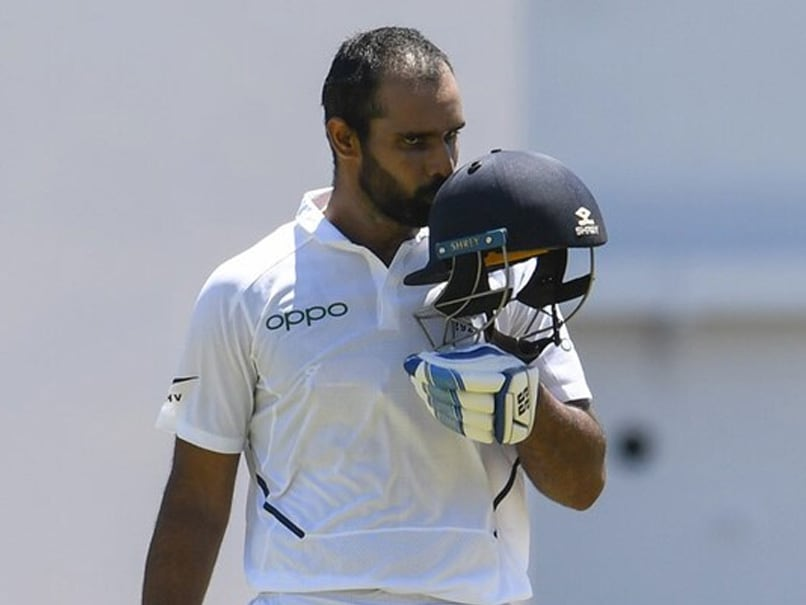 "NZ vs IND: Hanuma Vihari Says ""Prepared To Bat Anywhere"" After Century In Warm-Up Game vs New Zealand XI"