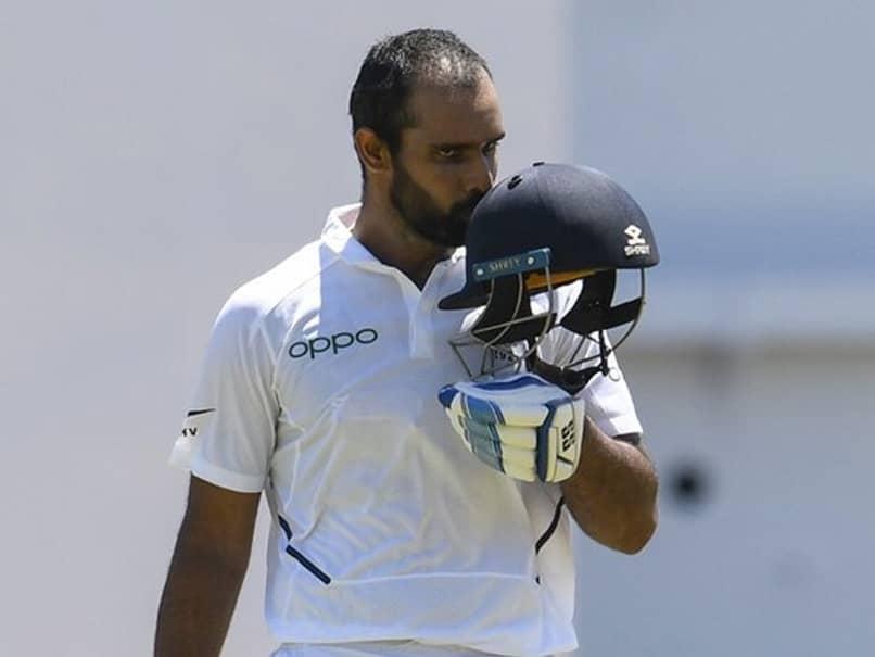 "NZ vs IND: Hanuma Vihari Says ""Prepared To Bat Anywhere"" After Century In Warm-Up Game vs New Zealand XI"