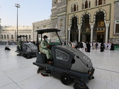 "Saudi Says Only ""Immunised"" Pilgrims Allowed In Mecca During Ramadan"