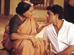 """She Used To Reprimand Me For Smoking"": Shah Rukh Khan Remembers Swades Co-Star Kishori Ballal"