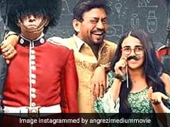 Angrezi Medium: बेटी का ख्वाब पूरा करने के लिए खून बेचने को तैयार हुए इरफान खान, देखें Video