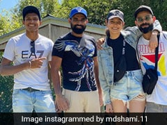 Anushka Sharma Joins Virat Kohli And His Teammates On A Trip To Putaruru