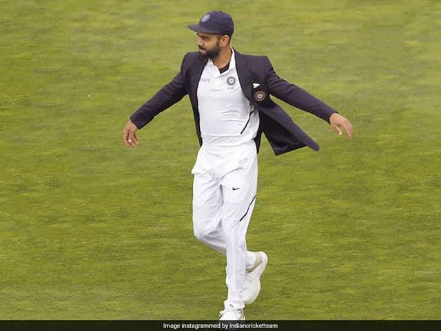 NZ vs IND: BCCI Asks Fans To Caption Virat Kohlis Picture, Shreyas Iyer Wipes Out The Challenge