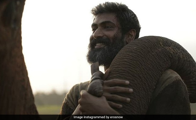 Haathi Mere Saathi Teaser: For Rana Daggubati, Who 'Rages And Roars,' Slow Clap On Twitter
