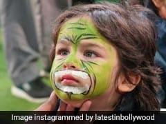 Viral Video: करण जौहर के बच्चों की बर्थडे पार्टी में तैमूर अली खान बने शेर तो इनाया ने किया क्यूट डांस