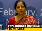 Video : Government Aims To Simplify Tax Structure, Nirmala Sitharaman Tells India Inc