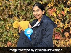 Indian-Origin Suella Braverman Appointed As UK's Attorney General