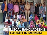 Video : 22 Bangladeshis Arrested For Illegally Living In Maharashtra's Palghar