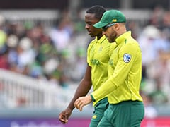 Faf Du Plessis, Kagiso Rabada Return To South Africa Squad For Australia T20Is
