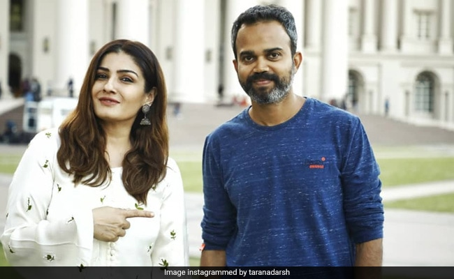 Raveena Tandon  Joins The Cast Of KGF: Chapter 2