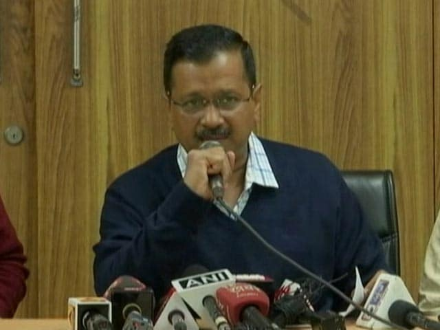 """Video : """"Delhi Situation Alarming, Army Should Be Called In"""": Arvind Kejriwal"""