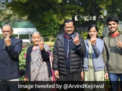Arvind Kejriwal Will 'Work Much Harder', Says His Father After Poll Win