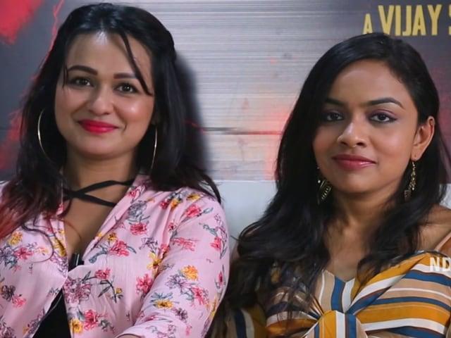 'PUBG'யில் களமிறங்கிய நாயகிகள் | 'நாடோடிகள் ' சாந்தினி & சீதாலட்சுமி