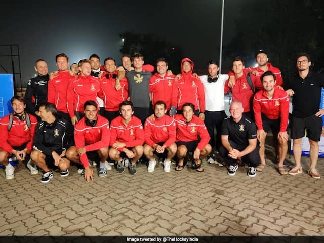 FIH Pro League: Belgium expecting tough fight from India