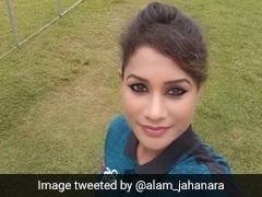 IND vs BAN: भारत के खिलाफ आंखों में काजल लगाकर आई ये बांग्लादेशी खिलाड़ी, बनीं 'Crush गर्ल', आए ऐसे कमेंट्स
