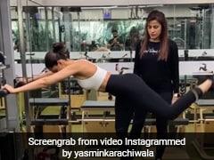 जिम में पसीना बहाते हुए नजर आईं दीपिका पादुकोण, देखें Viral Video