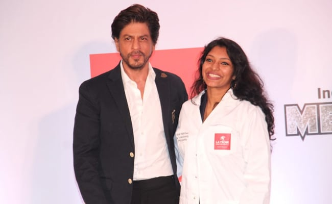 Meet The Young Woman Awarded A Scholarship Named After Shah Rukh Khan