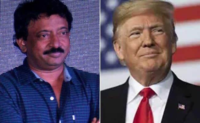 राम गोपाल वर्मा ने डोनाल्ड ट्रंप को लेकर किया ट्वीट, पूछा- क्या अमेरिकी मोदी के वेलकम के लिए इतना पैसा खर्च करेंगे...