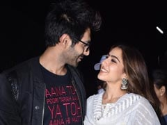 <i>Love Aaj Kal</i>: Sara Ali Khan, Kartik Aaryan Being Adorable Together Is The Perfect Valentine's Day Mood